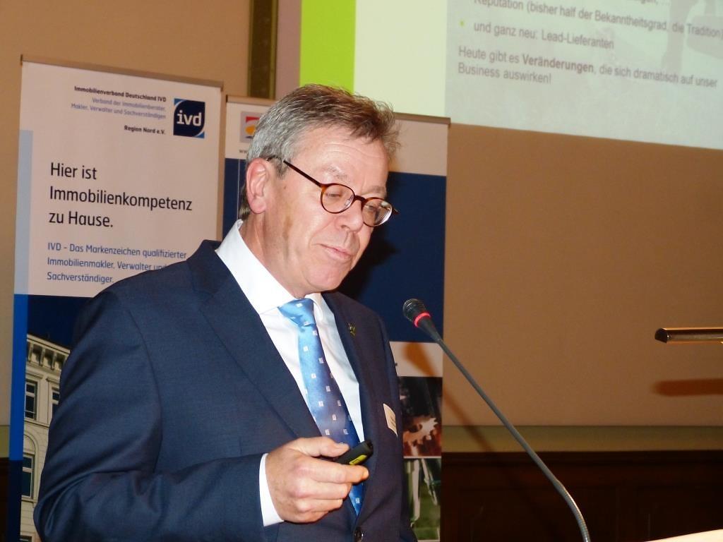 Vortrag Michael Sielaff und Klaus Harbich